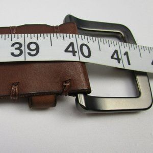 American Eagle Outfitters Accessories - Brown Leather Belt By American Eagle Outfitters